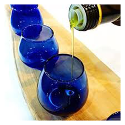 bicchieri olio